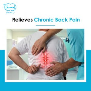 Relieves Chronic Back Pain