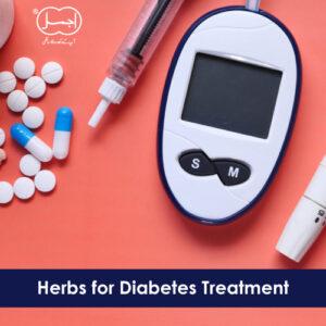 herbs for diabetes treatment