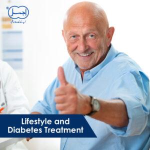 LIFESTYLE AND DIABETES TREATMENT