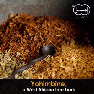 yohimbine a west african tree bark